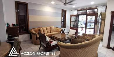 Taman Impian Emas Semi D Good Condition and Renvated