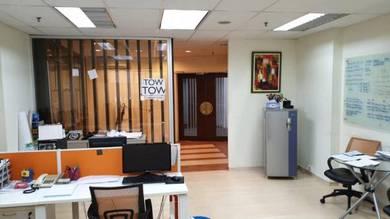 Plaza Mont Kiara , Mont Kiara , Freehold Fully Furnished Office