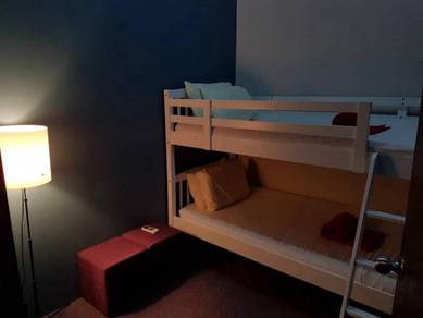 Sewa Bilik & Katil Dormitory