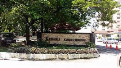 BELOW MARKET Kenaria Condominium Taman Kenari Sg Ramal Kajang