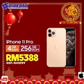 APPLE iPhone 11 PRO (4GB RAM | 256GB ROM)MYset