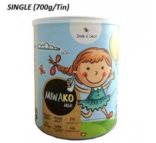 MIWAKO Dale & Cecil Lactose & Gluten Free Milk Pow