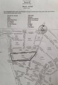 Lokasi tapak stategik di Gua Musang, Kelantan Darul Naim
