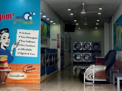 Dobi Laundry Investment Damansara