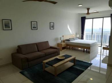 LOW DEPO   Teega Suites   Nusajaya   Studio   fully furnish