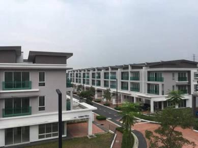 BRAND NEW 3 Storey Terrace ALSTONEA Subang Jaya LOW DEPOSIT