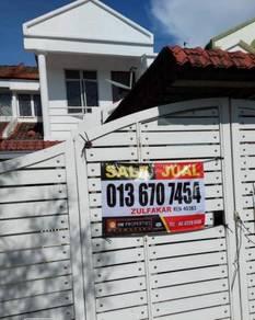Beautiful House in Taman Bunga Melor, Klang For Sale