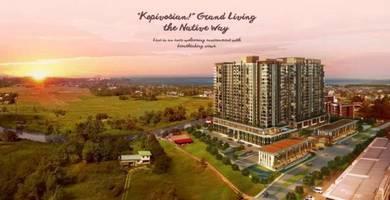 K Avenue Condo 3 Bed & 2 bath unit KKIA & Kepayan Area