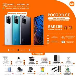 Trade in welcome - poco x3 gt 8+128gb