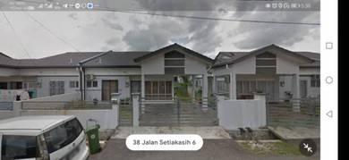 Semi D Bandar Satelit Muadzam Shah, Pahang, Muadzam Shah