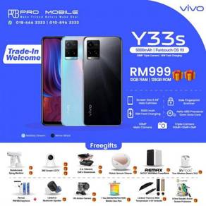 Trade In Welcome - Vivo Y33s 12+128GB