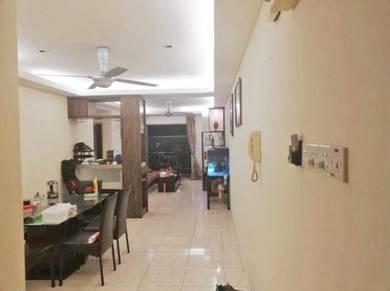 Ketumbar Hill Freehold, Renovated, Kitchen Cabinet, Taman Cheras Yulek
