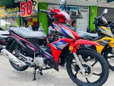 Motor murah kriss mr3 110 rm0 mco 6.6 sales