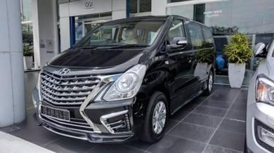 Hyundai Starex 2.5 (A) Grand Royale MPV