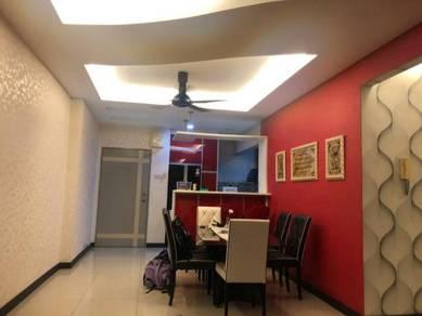 Renovated & Fully Furnished | Casa Idaman Condominium | Kuala Lumpur