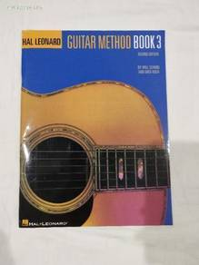 Two Guitar Study Books