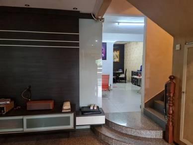 NON BUMI DOUBLE extended & renovated near PULAPEN ASAM KUMBANG tpg