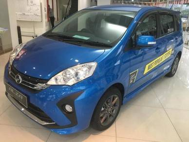 New Perodua Alza for sale
