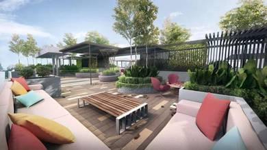 FREEHOLD HENNA (NEW) Residence, The Quartz, Wangsa Maju