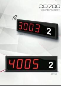 Hamini QMS - Room Display Queue Management System