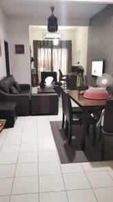 Green villa apartment kajang(corner lot)