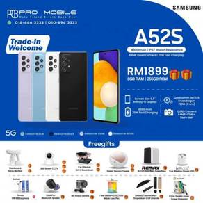 Trade In Welcome - Samsung A52s 5g 8+256Gb