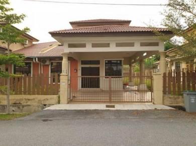 SEMI D, LOKASI STRATEGIK, Taman Saujana Indah, Bukit Katil, Melaka