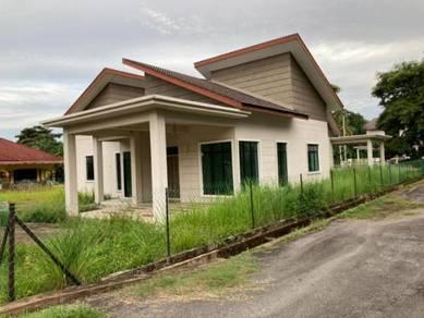Rumah Banglo Setingkat Taman Baiduri Kuala Berang Dengan CCC