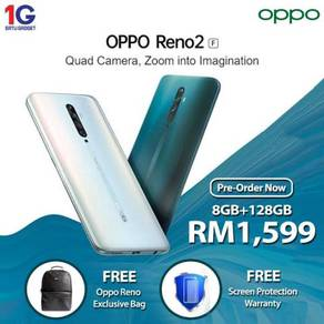 Oppo Reno 2F (8GB   128GB) - Original Malaysia Set