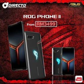 ASUS ROG PHONE 2 (12GB/512GB) Gaming Phone Padu