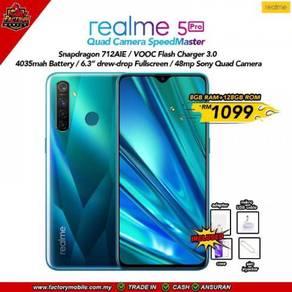 NEW REALME 5 pro [ 8GB + 128GB ]+ FREE gift