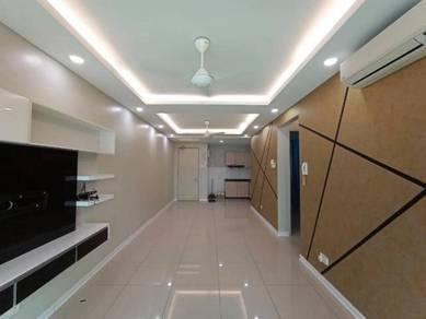Partly Furnished | Kiara Residence Bukit Jalil