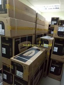 1hp new aircond air cond york*hot sale promosi