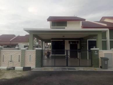 Sale new below Value semi d end lot pandan melaka city