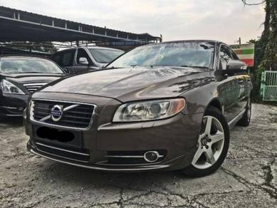Volvo S80 2.5 T (A) ONE DIRECTOR OWNER