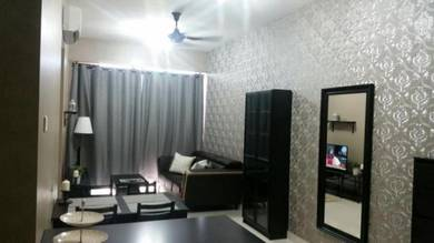 KL city Fully Furnished for rent - shamelin star near ikea mytown