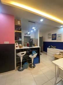 LOW DEPO   Bayu Angkasa   Nusajaya   3 bed   fully furnish  Low rental