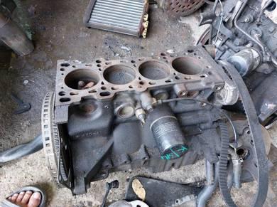 Kia spectra engine block