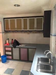 Bandar Selesa Jaya Sri Bayu Apartment Renovated FULL LOAN 100%