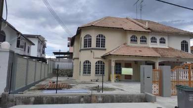 Semi Detached Double Storey at Skudai Baru