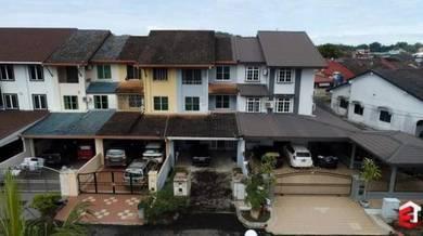 House For Sale Taman Casa Palma, Kolombong . Three Storey Terrace, Int