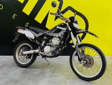 Kawasaki KLX250-S