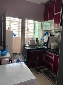 For sales corner apartment taman sabha impian kajang