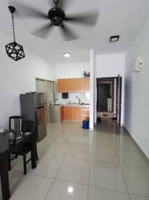 Anyaman residence sg besi fully furnished
