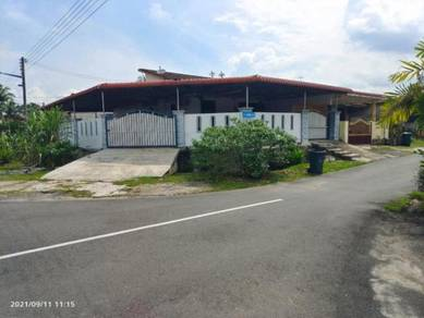 1 Storey Terrace Corner Unit Sungai Lalang