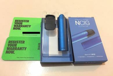 Ncig blue edition
