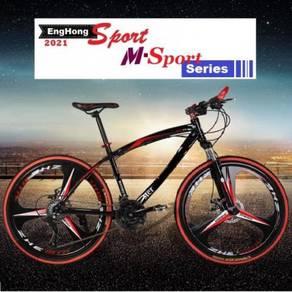 2021 M SPORT Mountain Bike 3 blades