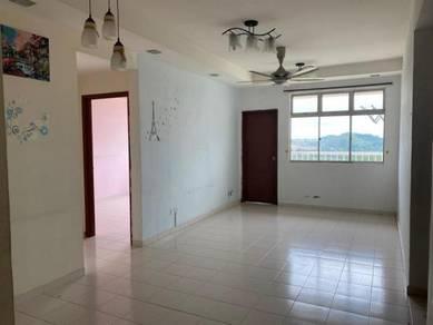Apartment For Sale Villa Krystal Bandar Selesa Jaya Full Loan 100%