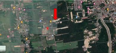 Tanah Lot Siap Tambung Perumahan Bandaraya Kuala Nerus