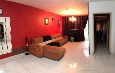 Apartment Flora Damansara Block E